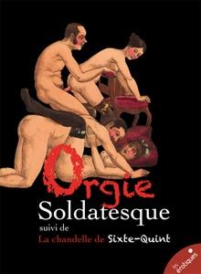 Orgie soldatesque - Les érotiques