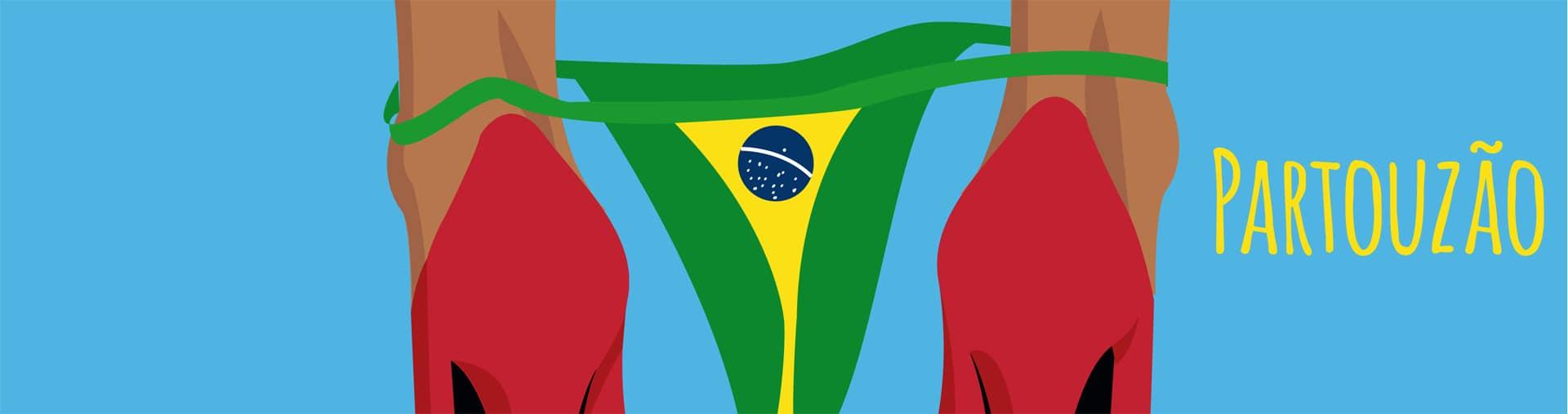 Partouze au Brésil