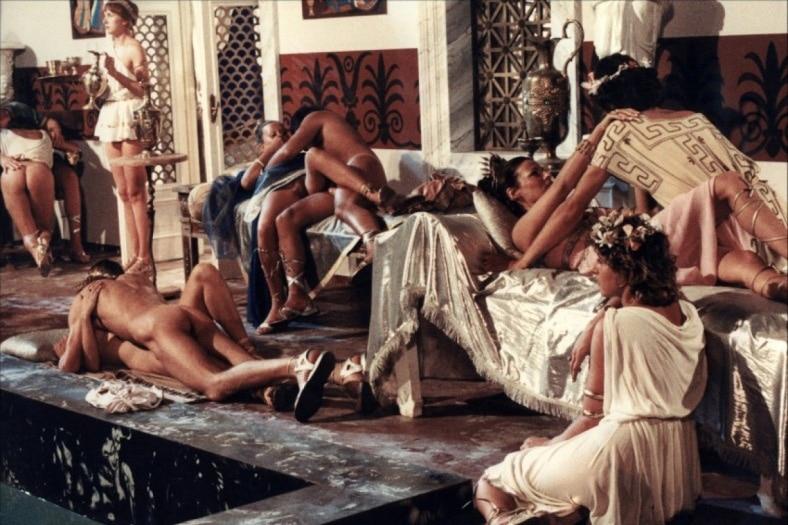 Madone Venise - orgie romaine
